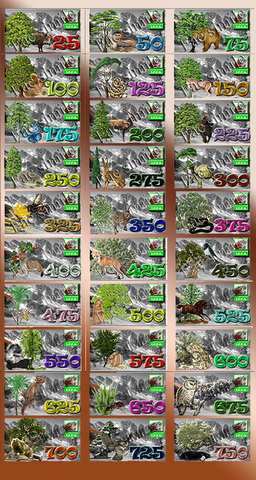 Stickers avanzamenti hunter iffa 25-750